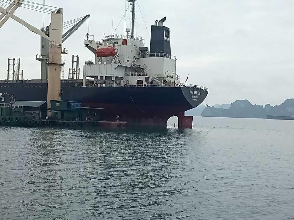 Ship repair