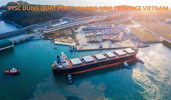 Ship Repair in Dung Quat