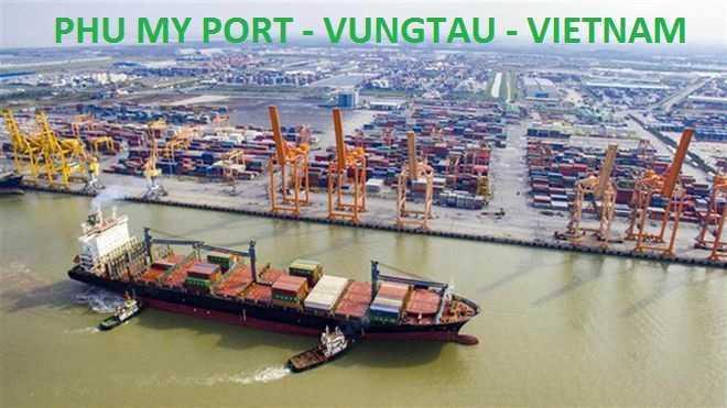 Ship repair in Vung Tau