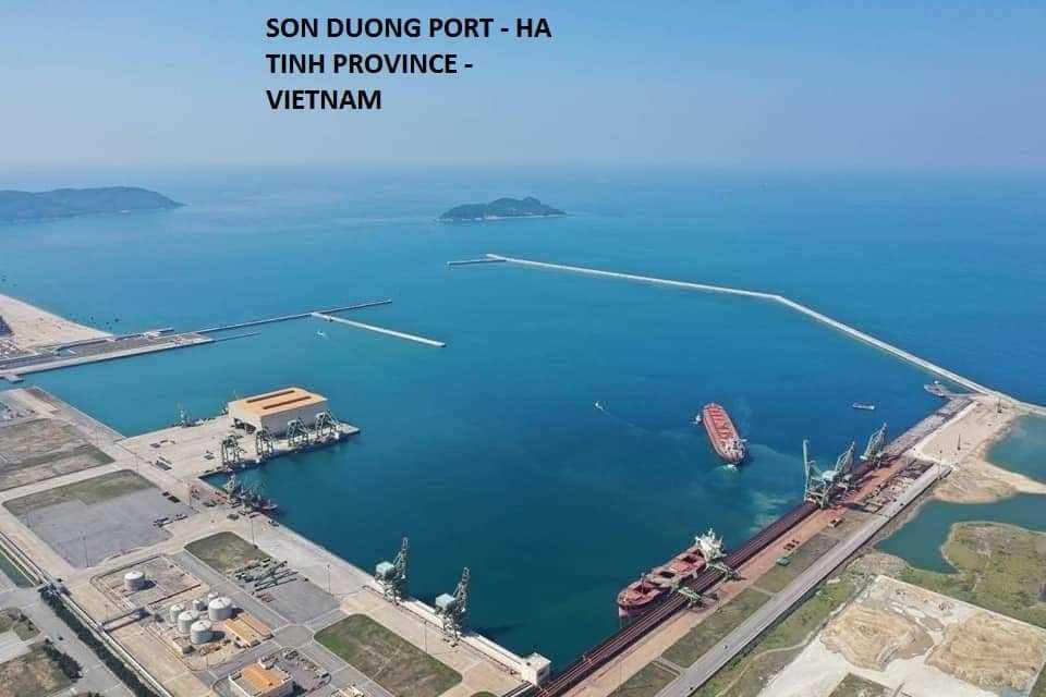 Ship repair in Son Duong