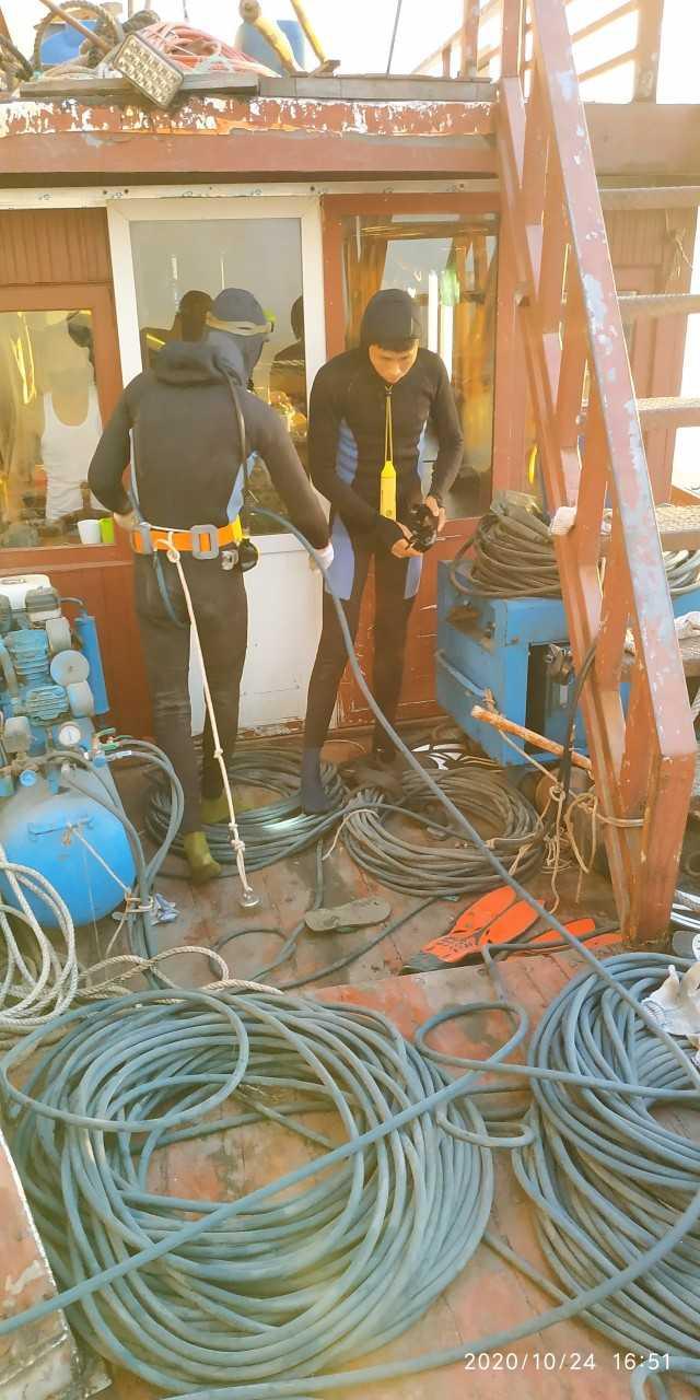 Underwater Service