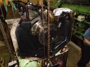 main engine overhauling in vietnam