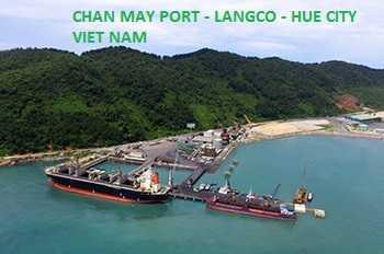 SHIP REPAIR IN CHAN MAY LANGCO