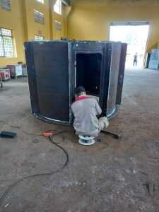 MACHINING, RECONDITION AND REPAIR OF MACHINE PARTS IN VIETNAM