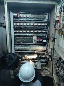 BOILER AUTOMATION REPAIR IN HAI PHONG